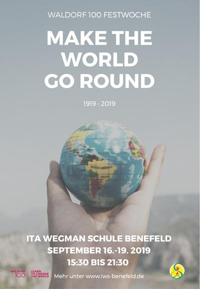 100 Jahre Waldorfpädagogik an der Ita Wegman Schule