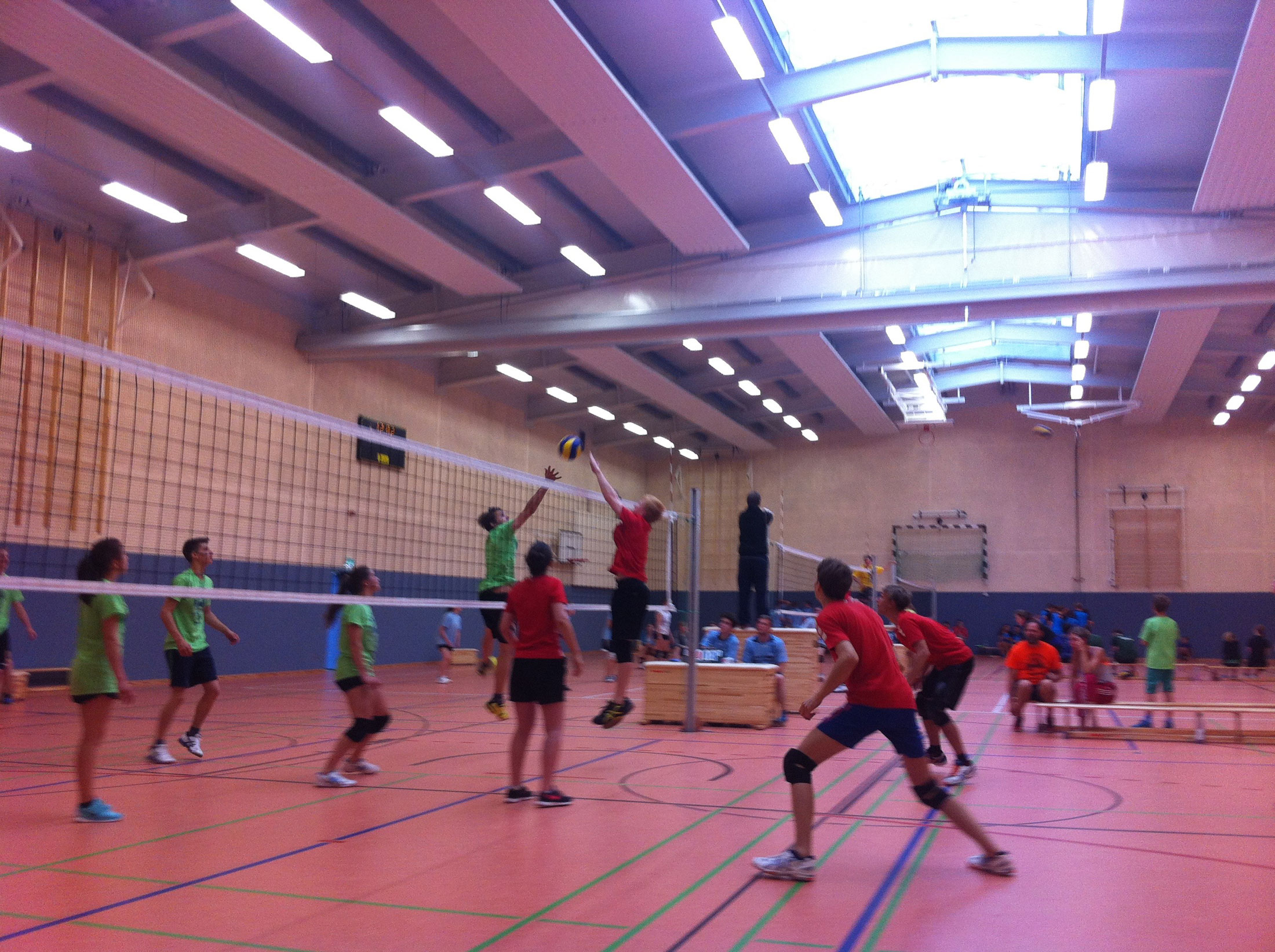 24. Deutsche-Waldorf-Volleyball-Meisterschaft